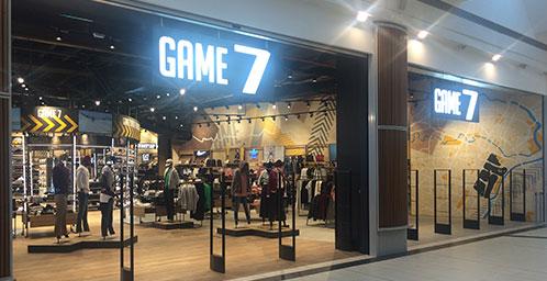 super popular 73647 da2f4 GAME7 - Area12 Shopping Center – Centro Commerciale Torino